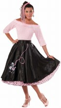50s Poodle Skirt