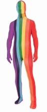 Disappearing Man Rainbow Standard Size