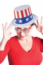 Top Hat Patriotic