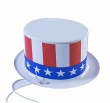 Top Hat Mini Patriotic