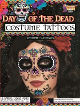 Tattoo Day of the Dead Female