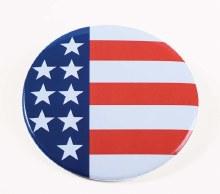 Patriotic Jumbo Pins