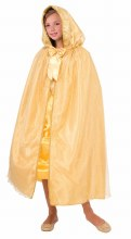 Cape Hooded Gold Child