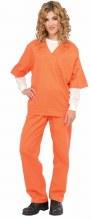 Orange Prisoner Suit STD