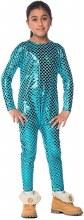 Mermaid Bodysuit Child L