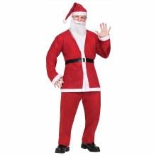 Santa Pub Crawl Costume ~ Standard Size