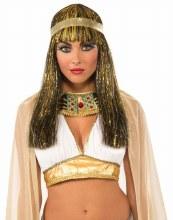 Wig Golden Cleopatra