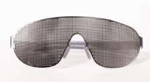 Glasses Mesh Silver