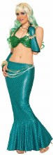Mermaid Tail Skirt Blue