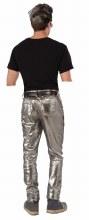 Pants Futuristic Man Silv OS
