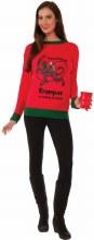 Krampus Sweater ~ M