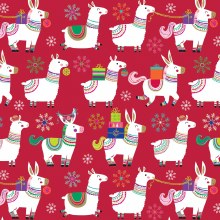 Christmas Mule for Yule Wrap