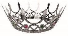Crown Royal Queen Silver