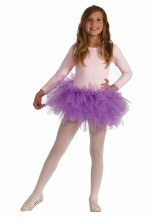 Fluffy Tutu Lavender Child