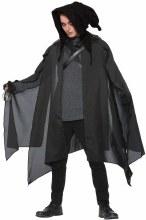 Cowl Hood Black