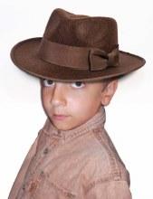 Hat Brown Adventurer