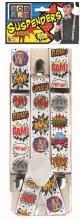 Suspenders Pop Art