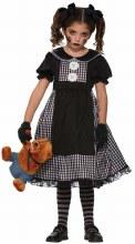 Dark Rag Doll Child 8-10