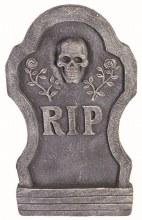 Tombstone Foam RIP Small