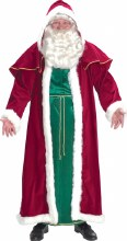 Santa Victorian One Size