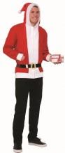 Simply Santa Hoodie ~ M