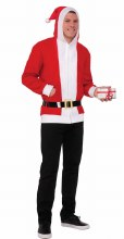 Simply Santa Hoodie ~ L