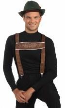 Suspenders Lederhosen