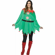 Elf Poncho