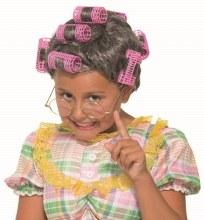 Wig Aunt Gertie Childs