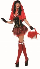 Capalet Little Red Hooded