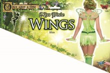 Wings Pixie Green Small