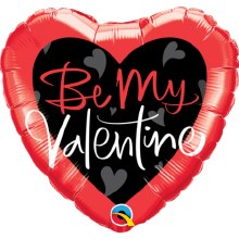 "Heart Be My Valentine ~ 18"""