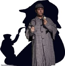 Rental Sherlock Holmes Costume