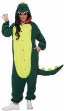 Dinosaur Onesie Adult