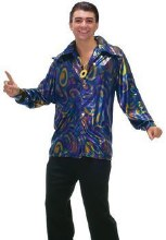 Disco Dude Shirt Med