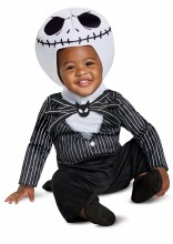 Jack Skellington Infant 12-18M