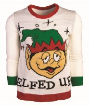 Sweater Elfed Up MD