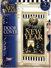 New Years Door Cover