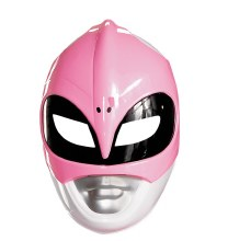 Mask Pink Ranger Adult
