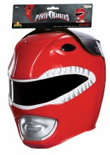 Red Ranger Helmet Full Adult