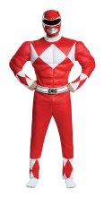 Red Ranger Muscle XL