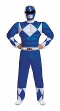 Blue Ranger Muscle L/XL