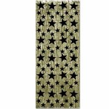 Gleam N Curtain Gold w/Star