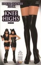 Knee Highs Black