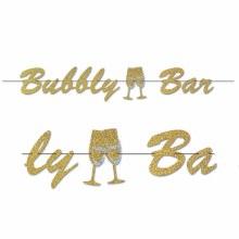 Bubbly Bar Streamer