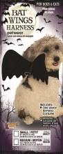 Bat Wings Pet Harness MED