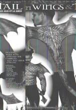 Demon Wings/Tail Set