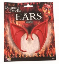 Ears Devil/Demon Red