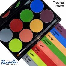 Paradise Palette Tropical