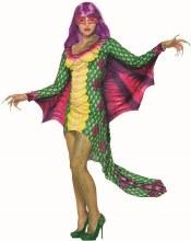 Dragon Dress w/Cape STD